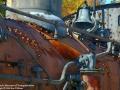 Steam Train Engine HDR