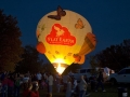 St. Louis Balloon Glow - Flat Earth Balloon