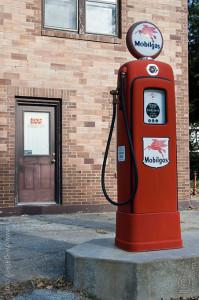 Antique Gas Pump 2007